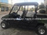 Qualité 4X4wd 4-Seat 600cc UTV de fabrication de Chinois avec le certificat de la CEE et d'EPA à vendre