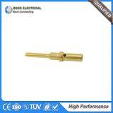 Do chicote de fios automotriz terminal do fio de Composited do elevado desempenho terminal contínuo 0460-202-1631