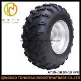 Pneu do trator agricultural e pneu At20*10.00-10 do trator usado para o trator de exploração agrícola com teste padrão R1