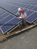 Rullo della parentesi di Suporting del comitato solare che forma macchina