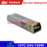 60-150W 24V dimagriscono il driver del trasformatore dell'alimentazione elettrica del LED SMD (HTC)