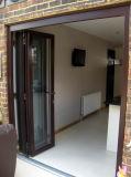 Дверь складчатости конструкции Pnoc080348ls новая с австралийским стандартным сертификатом