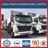 Vrachtwagen van de Stortplaats van de Vrachtwagen van de Stortplaats van Sinotruk HOWO 6X4 de Op zwaar werk berekende