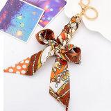 2017 accessori di seta stampati popolari della sciarpa per la signora Handbags FT058
