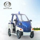 3 Seatersの小型電気ゴルフカートのスクーターのゴルフトロリー