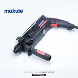 Taladro de martillo eléctrico portable de las plataformas de perforación del receptor de papel de agua (HD003)