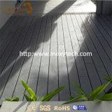 Heißer verkaufender preiswerter haltbarer ZusammensetzungWPC Decking für Fußboden