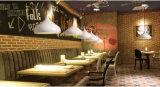 Da lâmpada de alumínio simples da suspensão do estilo de Northern Europe iluminação moderna da cafetaria