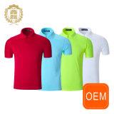 Impression 100% pure de coton de T-shirt de coton de couleur