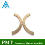 X de magneet van NdFeB van de Vorm met Praseodymium van het Neodymium