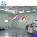 Nieuwe LEIDENE van de Lamp van de Zaal van het Ziekenhuis van het Ontwerp Medische HoofdShadowless die Chirurgisch Licht in werking stellen