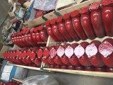 Instalaciones de tuberías dúctiles del hierro En545/ISO2531 para el abastecimiento de agua