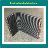 Алюминиевый конденсатор испарителя медной пробки ребра