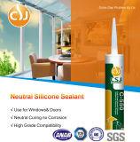 Нейтральное Sealant силикона RTV одного компонентный органический для конструкции