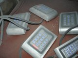 Contrôle d'accès autonome imperméable à l'eau de clavier numérique