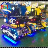 Equipamento de diversão para o campo de jogos ao ar livre The Walking Robot with Music