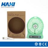 Hot Sell Mini Ventilador Handheld Recarregável