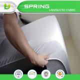 極度の柔らかいタケファブリック卸売の防水赤ん坊のまぐさ桶のマットレスの保護装置カバー