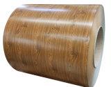 Dx51d muchos colores PPGI prepintó la bobina de acero galvanizada para el material de material para techos