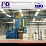 Liga de alumínio que extingue a fornalha com fornalha industrial