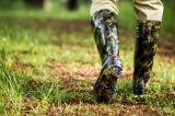 Ботинки дождя крышки пальца ноги безопасности стальные работая ботинки дождя, ботинки работы безопасности Ce стандартные