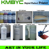 Macchina di stampaggio di tessuti dell'inchiostro per stampa della maglietta