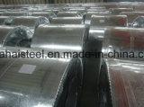 Alta resistencia térmica PPGI Al-Zn bobina de acero perfilada para cubiertas