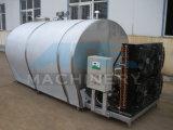De sanitaire Koelende Melk blikt Rechte het Koelen van de Melk Tank (ace-znlg-1H) in