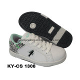 Kids Sports Skateboard Shoes, Sneaker Sapatos de corrida Hot Styles