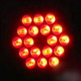 6in1 LEIDENE 18*15W het van uitstekende kwaliteit Licht van het PARI/het Licht van de Was