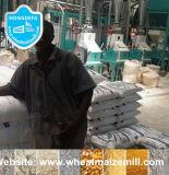 Linea di produzione della farina pianta di macinazione del mais dello Zambia