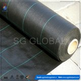 China Wholesale Black Polypropylene Woven Weed Mat