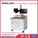 Machine van het Lassen van de Laser van de Vezel van de Werkende Efficiency 1000W van 80% de Hogere voor het Industriële Profiel van de Pijp