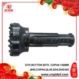 De Bit Dia van de Hamer DTH van HK DHD340: 110mm~150mm