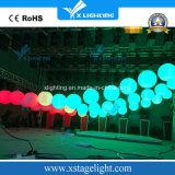Stadium, das buntes LED-Aufzug-Kugel-Licht für Nachtclub beleuchtet