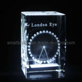 Cubo del ojo del cristal 3D Lodon (ND80018)