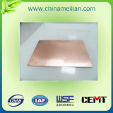 Folha Fr4 laminada folheada de cobre