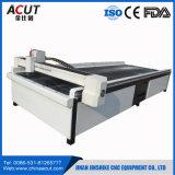 Máquina de estaca do metal do plasma do CNC Acut-1530 com giratório