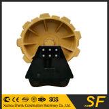 Сталь ранга высокого качества фабрики Xuzhou для уплотнения колеса землечерпалки