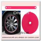 Auto roda de carro Protectror do protetor da borda do PVC da colisão