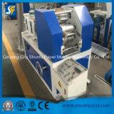 Shunfu voll automatische faltende Pocket Abschminktuch-Maschinen-Taschentuch-Gewebe-Hochgeschwindigkeitsmaschine