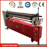 Máquina de rolo simétrico de três rolos / Máquina de dobra / Máquina de dobra de chapa / Máquina de rolamento mecânico / Máquina de dobra mecânica / Rolante de placa