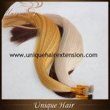 Nano выдвижения человеческих волос конца