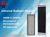 Gamme complète des réchauffeurs radiants infrarouges (800W à 6000W) (séries de pf)