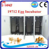 Hhd Full Automatic Large Chicken Egg Incubator für 19712 Eggs