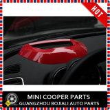 Couverture à lecture tête haute d'écran de couleur rouge pour Mini Cooper toute la série (1PC/Set)