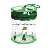 Runde Belüftung-Beutel für kosmetische Verpackung, mit umweltfreundlichem Material, Silk Drucken