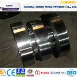 China tira del acero inoxidable de la bobina de la superficie del espejo del espesor de 0.5 milímetros
