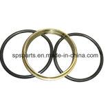 シールのグループか浮かぶか、またはデュオの円錐形の金属の表面ドリフトのリングまたはガスケット