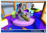 Cour de jeu d'intérieur de norme européenne pour l'enfant en bas âge